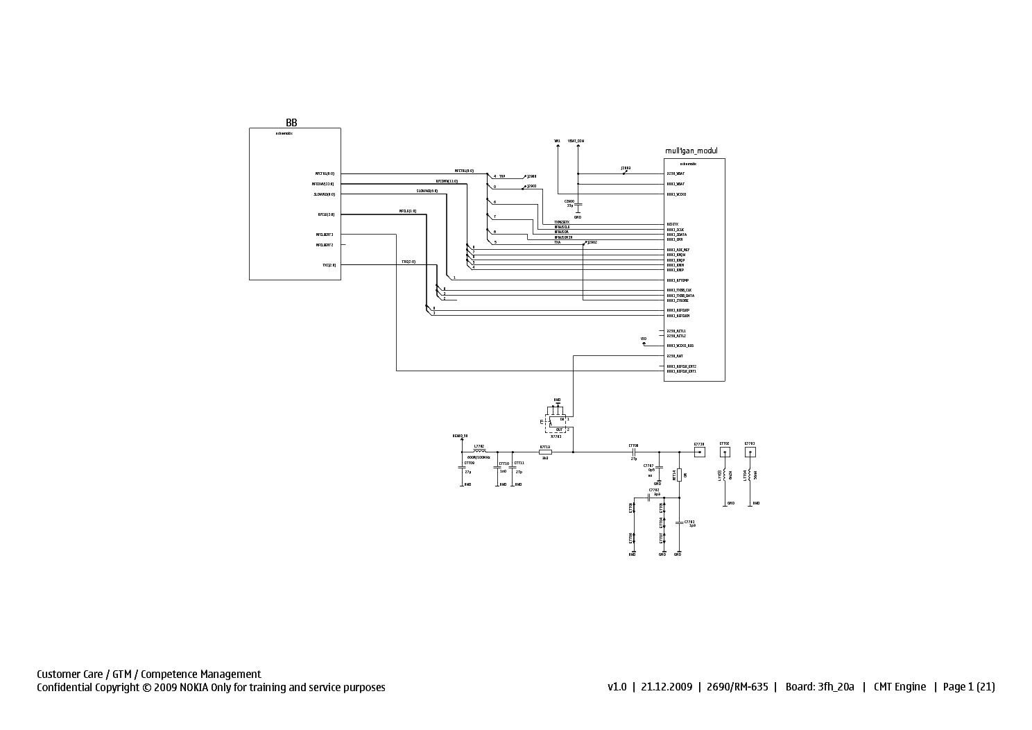nokia 2690 rm 635 schematics sch service manual download rh elektrotanya com nokia 2690 schematic diagram free download nokia 2690 full circuit diagram